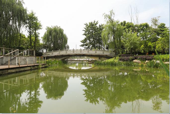 贵阳白云区曹关湿地公园