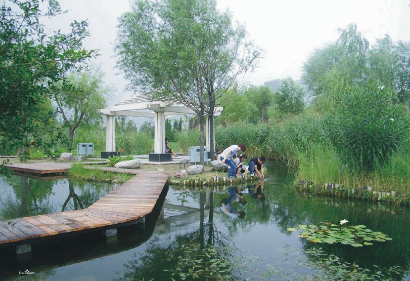 贵阳市高新区沙文生态科技产业园麦架河环境治理及景观竞博电竞竞猜首页